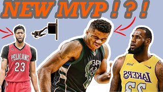 3 PLAYERS WHO COULD WIN THE 2018-19 NBA MVP