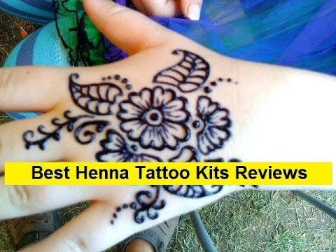 Top 3 Best Henna Tattoo Kits Reviews in 2019 , YouTube