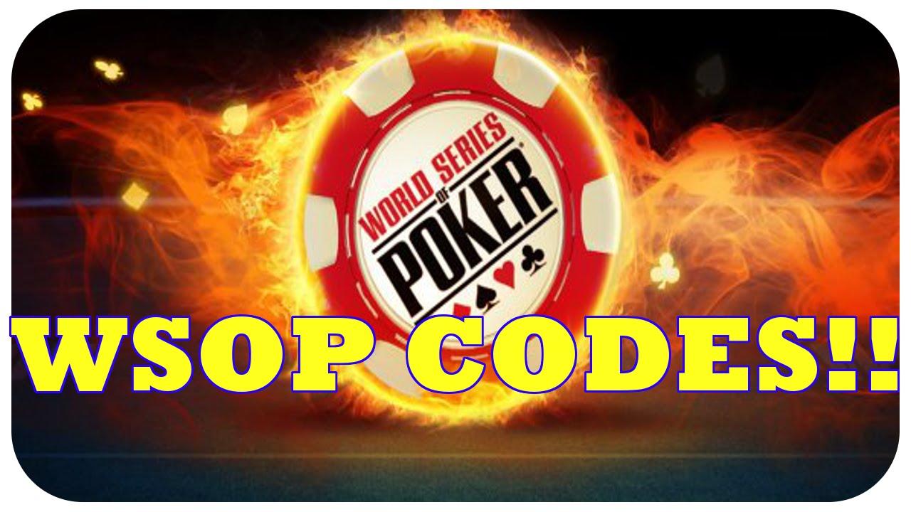 Wsop Codes