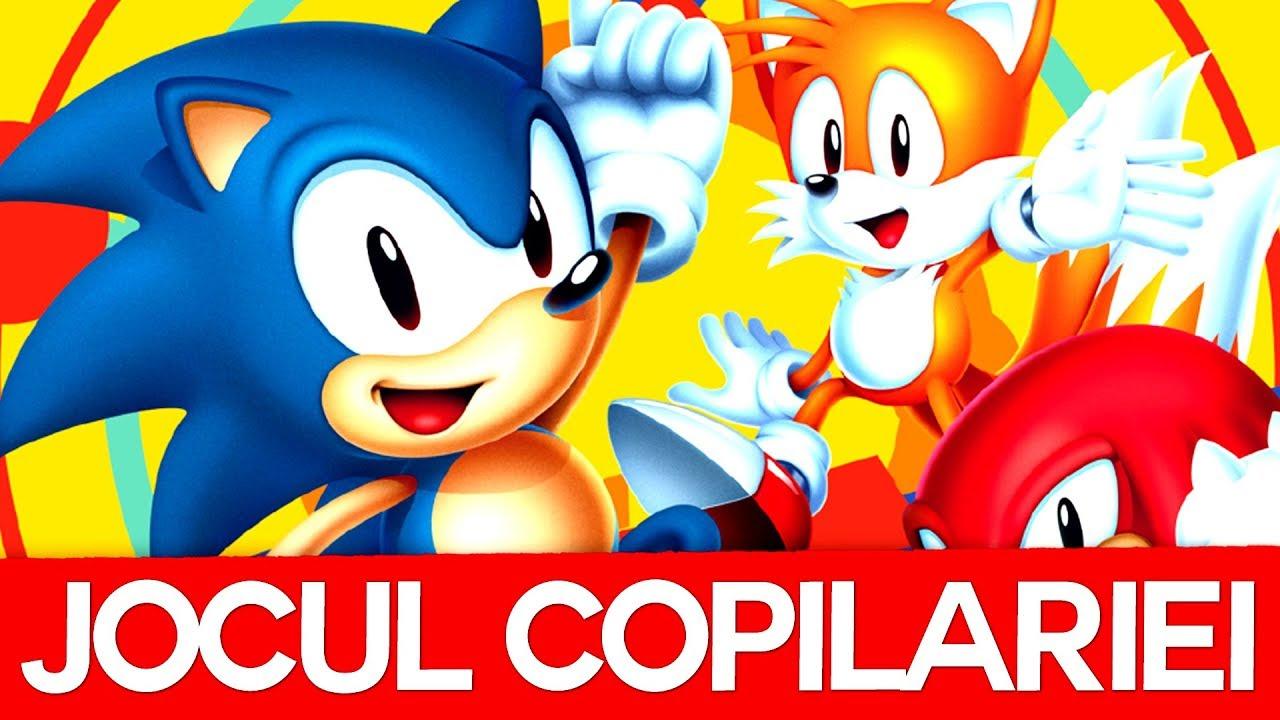 Jucam jocul cand eram mic! Sonic Mania