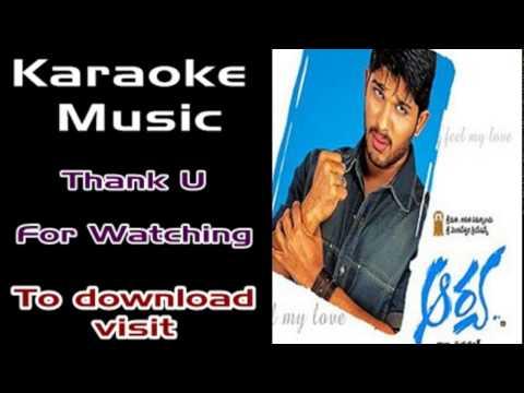Telugu Karaoke_A Ante Amalapuram