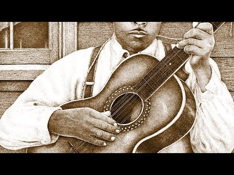 Lord, Send Me An Angel - BLIND WILLIE McTELL (1933) Blues Guitar Legend