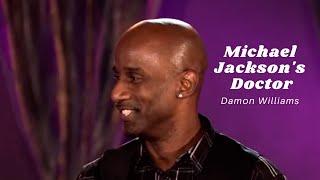"Damon Williams ""Michael Jackson's Dr "" Comedy After Dark"