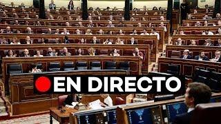 EN DIRECTO: Pedro Sánchez responde a las preguntas en el Congreso de los Diputados