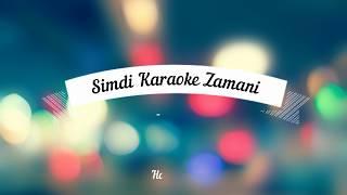 (Cukur) Müslüm Gürses - Usta  Yeni Karaoke(Tukce Karaoke) #Cukur #KaraKuzular
