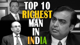 top 10 richest persons of india 2017 informative video