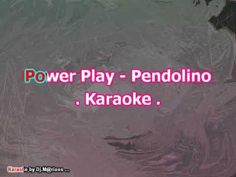 Karaoke  Power Play - Pendolino