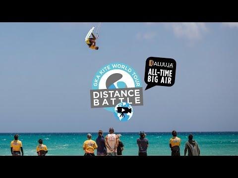 GKA Distance Battle Aluula All-Time Big Air   Twintip Men