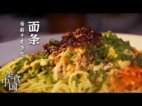 陸綜-美食中國-20210825- 麵條的千變萬化讓你意想不到臊子麵芥末面蘭州拉麵讓你在家也可以品味各地的麵條美味——麵條特輯
