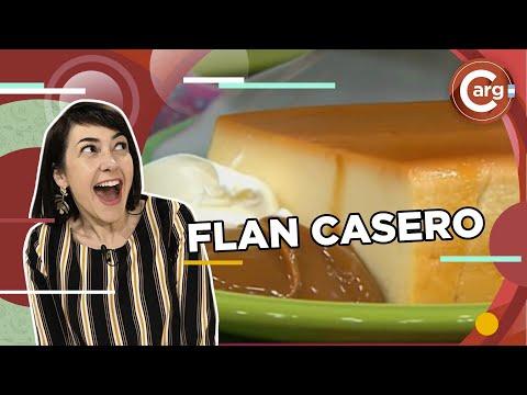 flan casero con leche condensada youtube On flan casero utilisima