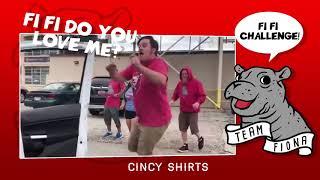 Gambar cover Cincy Shirts' FiFi Challenge - In My Feelings Challenge Parody