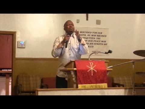 Pastor Tim D. Hayes