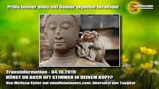 HÖRST DU AUCH OFT STIMMEN IN DEINEM KOPF? - Transinformation.net