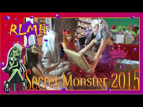 Real Live Monster High | Secret Monster 2015 - Creative Princess