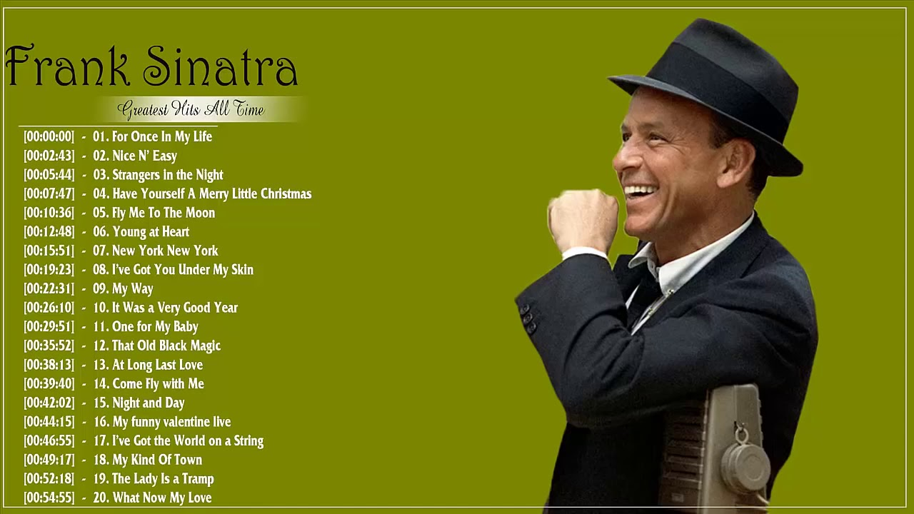 Frank Sinatra greatest hits full album - Best songs of Frank Sinatra