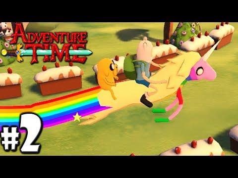 Cartoon Network Adventure Time Game Wizard