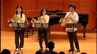 Horn Trio op.82 - Anton Reicha