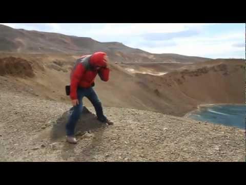 Super Wind Viti Crater - Iceland