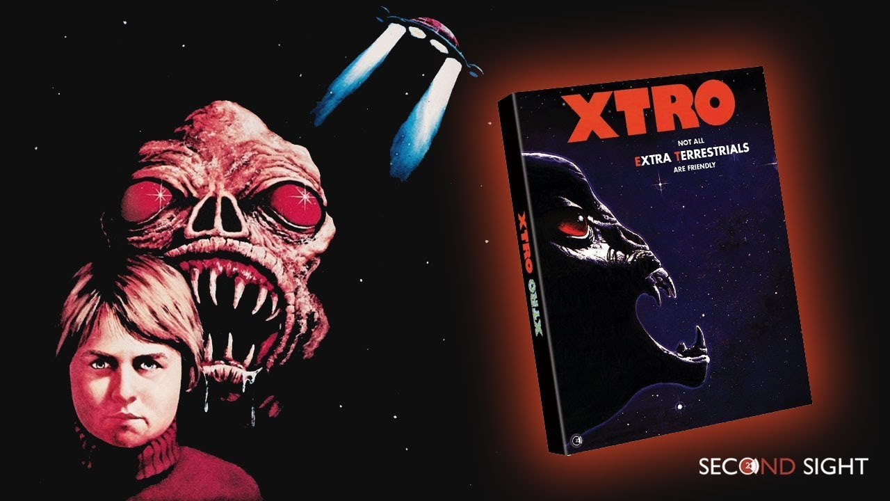 Xtro (1982) Blu-ray Review | Second Sight Films