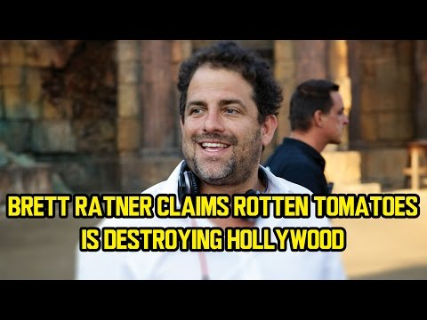 Brett Ratner claims Rotten Tomatoes is destroying Hollywood