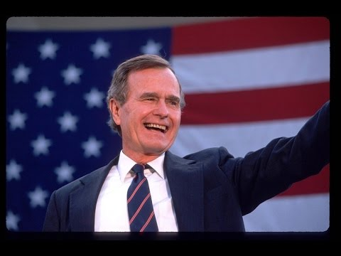 Road To The White House Rewind Preview George H W Bush