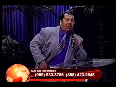 COMO ACTUAR EN UNA POSESION SATANICA, Pasto Rafael Rodriguez  12 12 98