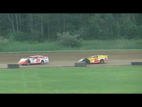 The Pro Stock Feature from Expo Speedway at The Trumbull County Fair
