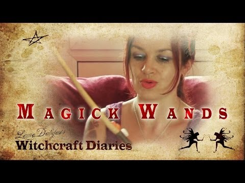 Witch in the City - Magick Wands!