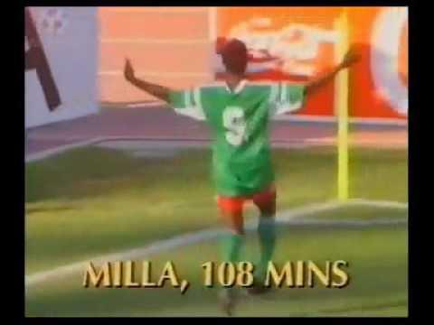 Gol de Roger Mila a Colombia.mp4