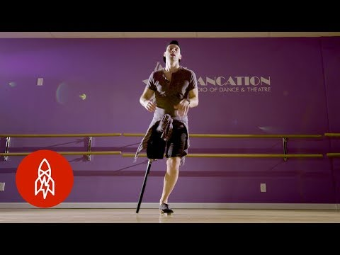 Making Moves With a One-Legged Tap Dancer