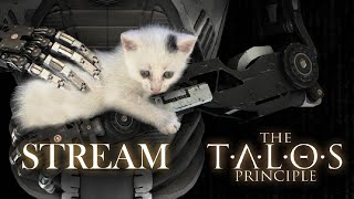 The Talos Principle - Часть 1 - RedCrafting Stream