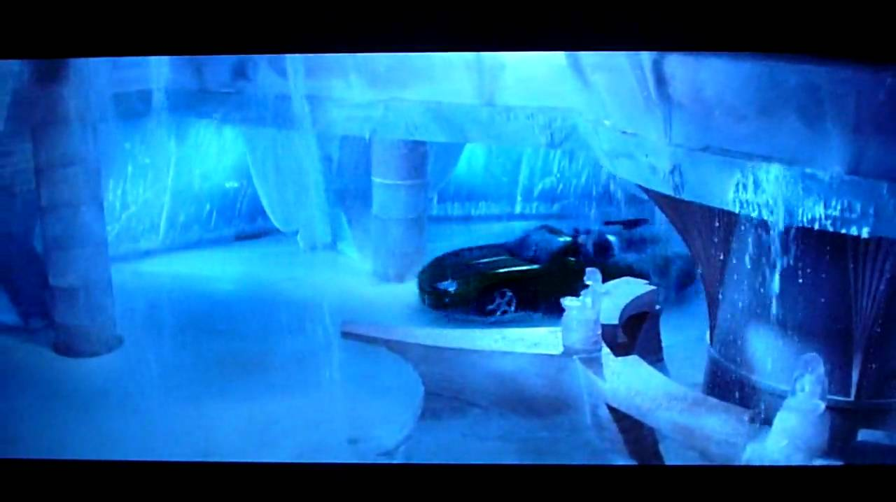 james bond die another day car - photo #28