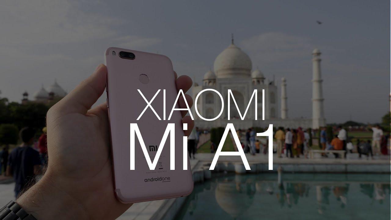 Xiaomi Mi A1 – pierwsze wrażenia
