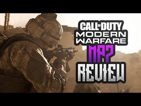 MP7 REVIEW! | Call of Duty Modern Warfare | Deutsch | Verizon CoD