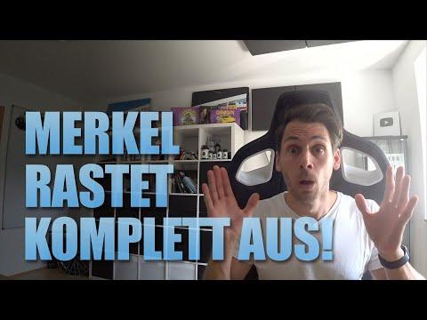 DDR 2.0: Merkel will uns an Leine nehmen! Ausgangssperre für alle!
