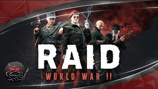 RAID - World War II - Круче CoD WW2 xD