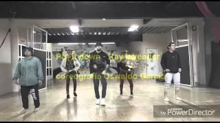 Oswaldo Garcia | Put it down | Ray Lavender ft T-pain