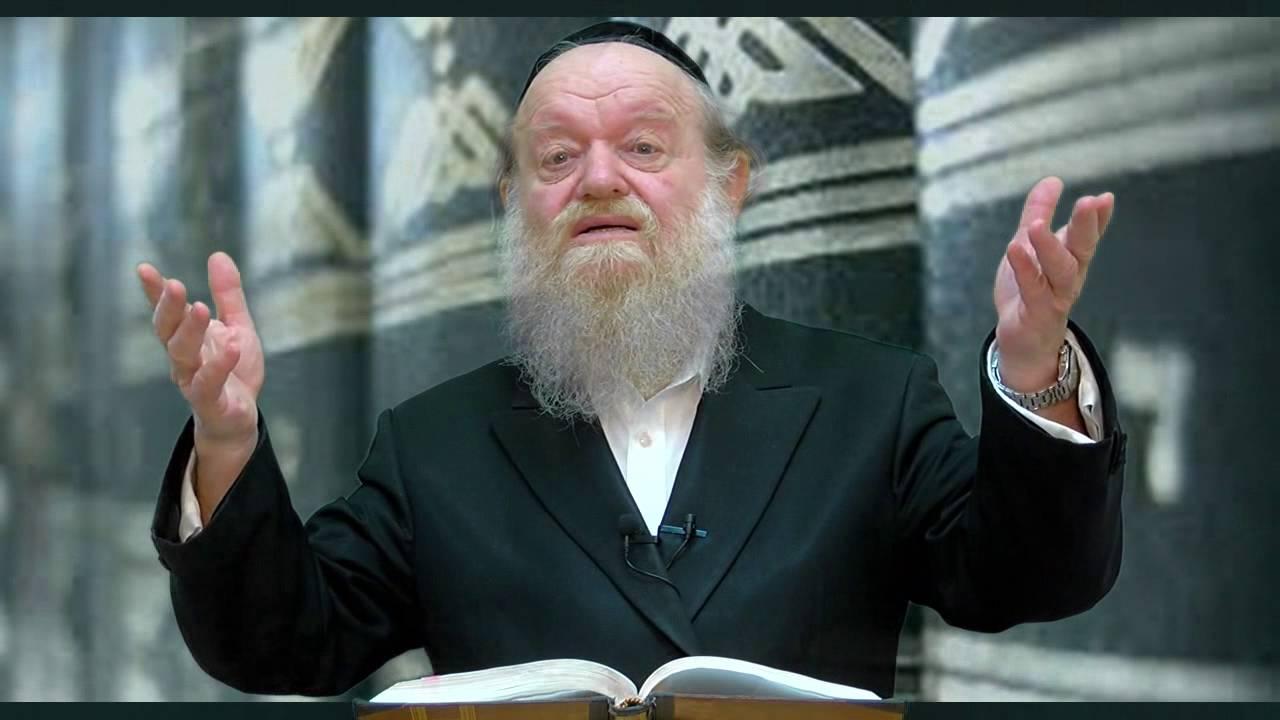 הרב יוסף בן פורת - יהודי חי עם