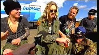 Ilosaarirock 2001 - Jyrki Tv-Show