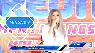 Download Lagu BENCI KUSANGKA SAYANG - NEW SAGITA - NINING LUSIANA SAFARA mp3