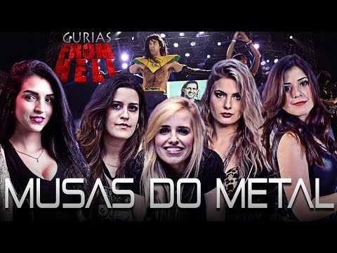 Musas Do Metal - Detonator - Gurias From Hell