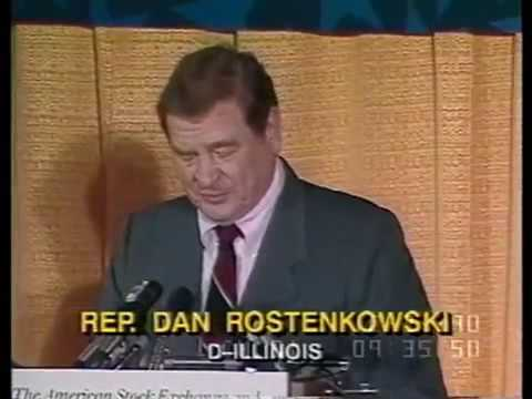American Stock Exchange: The Politics of the Budgetary Process (1990)