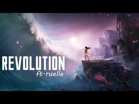 Revolution - UNSECRET feat. Ruelle - with Lyrics (2018) The Darkest Minds