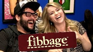 Who Called Us NERDS??! - Nerds play Fibbage