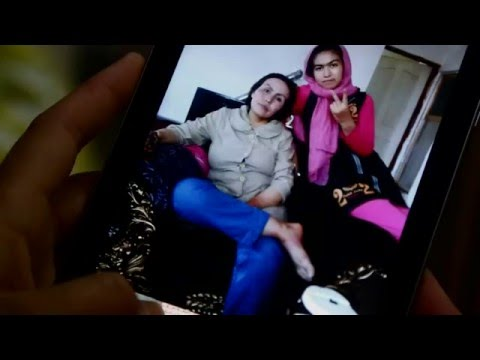 Young Afghan sisters seek a new life in Europe | UNICEF