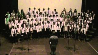 "Rosslyn Academy Combined Middle School Choirs 2013 - ""Oh! What a Beautiful City"""