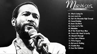 Download Marvin Gaye Greatest Hits Playlist - Marvin Gaye Best Songs Of All Time
