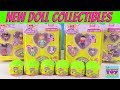 Little Sprouts Reveal NEW Cabbage Patch Kids Series Figure Blind Bag Doll Toy Review | PSToyReviews