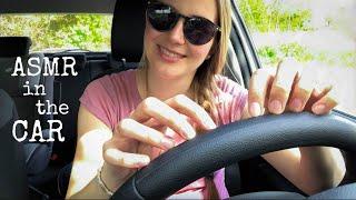 ASMR IN THE CAR