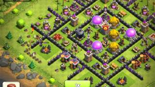 -2/-21/-1600 - Defence - Clash of Clans